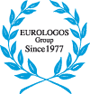 Logo 33 years of Eurologos group